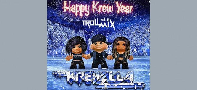 Review: Krewella's Troll Mix Vol. 8