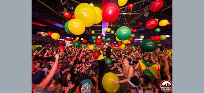 Major Lazer, DJ Snake, Boys Noize, and GTA at Pier 94 - Event Review