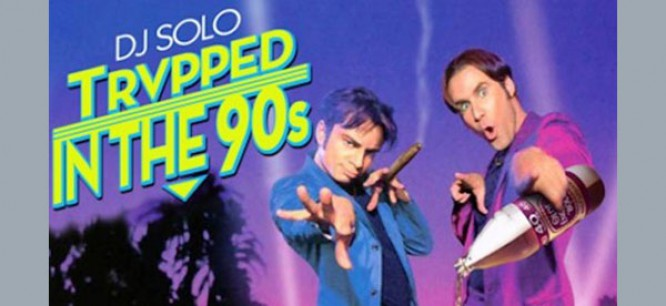 Trapped In The 90s Mix Brings Us Back In Time