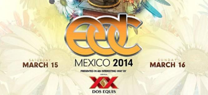 Insomniac Announces Lineup for EDC Mexico 2014