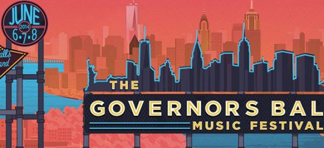 The Governors Ball Music Festival Announces 2014 Lineup