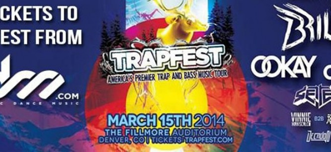 Giveaway: Win Two Tickets to TRAPFEST
