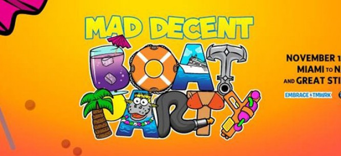 Mad Decent Boat Party: The Next EDM Cruise