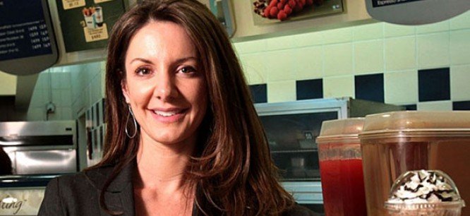 Someone You Might Not Expect To Listen To EDM: Kat Cole, President of Cinnabon