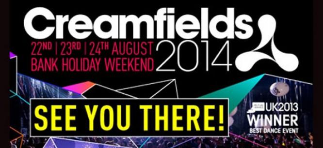 Creamfields Announces Massive Lineup, Including Calvin Harris, Avicii, Tiësto, Armin