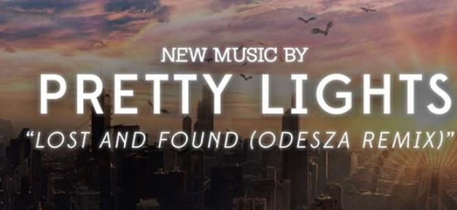 Odesza Remixes Pretty Lights For 'Divergent' Soundtrack