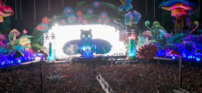 EDC Las Vegas Sells Out Without A Lineup