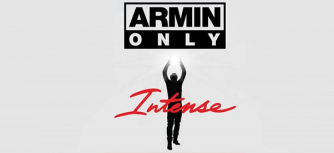 Armin Only Intense Coming To North America In April