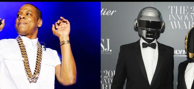 """Daft Punk Allegedly Team Up With Jay Z On """"Computerized"""""""