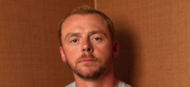 Simon Pegg's Upcoming Movie Features EDM From Contra