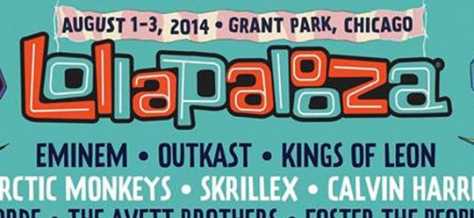 Lollapalooza Releases Massive 2014 Lineup