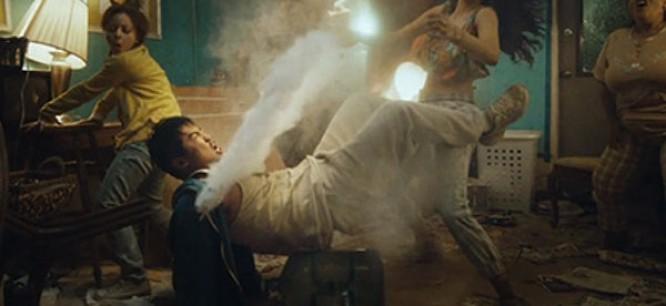 Man Falls Through Ceiling At DJ Snake Show