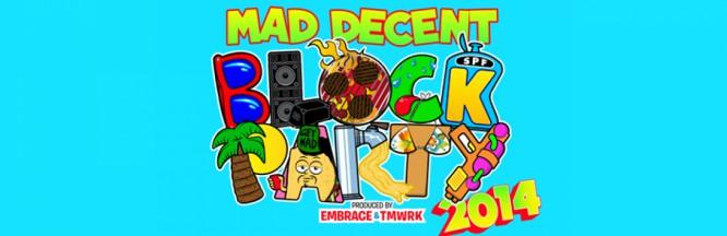 Mad Decent Block Party Announces 2014 Dates & Locations