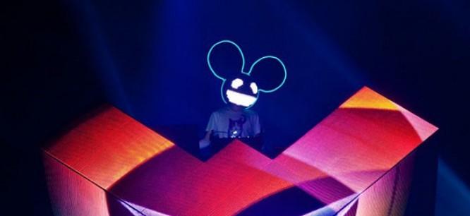 Deadmau5 Spins Hypnotic 2-Hour Techno Set
