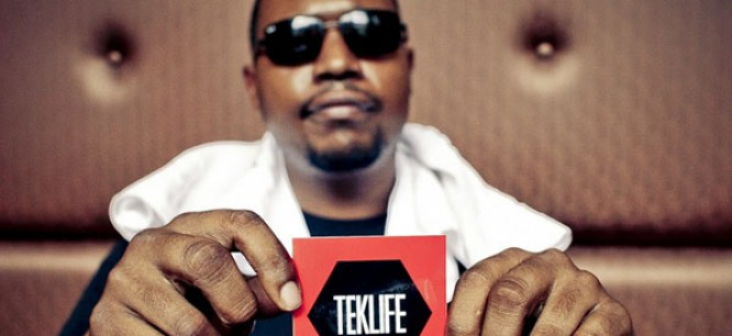 Roses Growing From Concrete: DJ Rashad & The Tek Life Movement