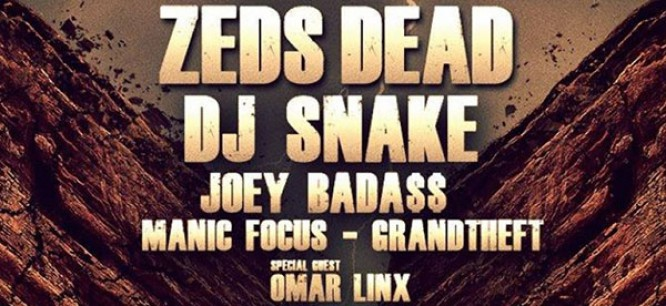 Red Rocks To Become 'Dead Rocks' This July For Zeds Dead