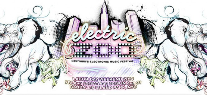 Electric Zoo NY 2014 Announces Phase One Lineup