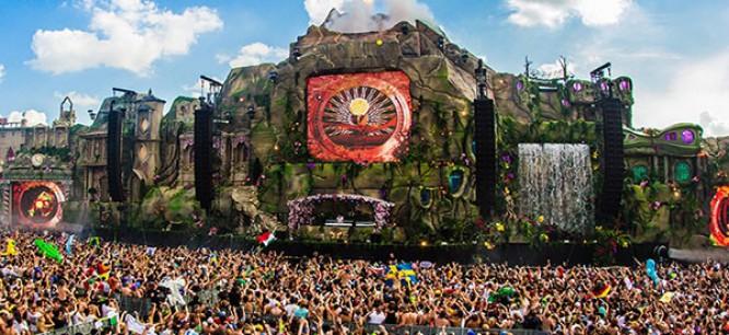 Tomorrowland Announces Massive 2014 Lineup