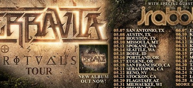 Terravita's 'Rituals' Tour & SOL REPUBLIC Giveaway