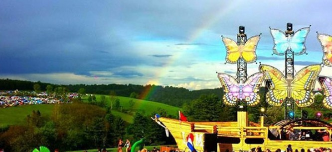 Mysteryland USA - The Happiest Festival I've Ever Been To