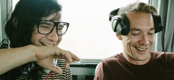 Skrillex Discusses His Work On Upcoming 'Transformers' Movie & Jack U Project With Diplo