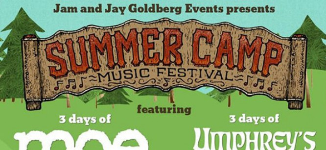 Summer Camp Music Festival Brings Top-Notch EDM & Jam Bands To Illinois [Recap]