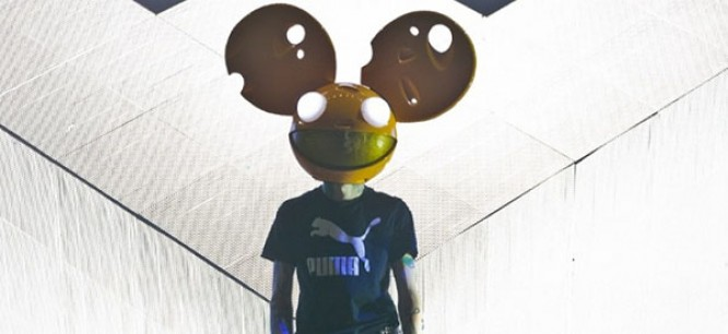 Deadmau5 Premieres 'Phantoms Can't Hang' From Upcoming Album