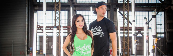 Electric Family Launches Summer 2014 Collection