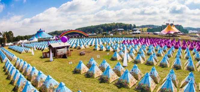5 Camping Music Festivals You Need To Attend This Summer