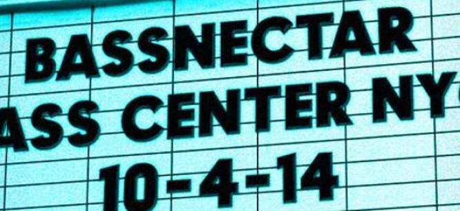 Bassnectar Announces Bass Center New York at Madison Square Garden