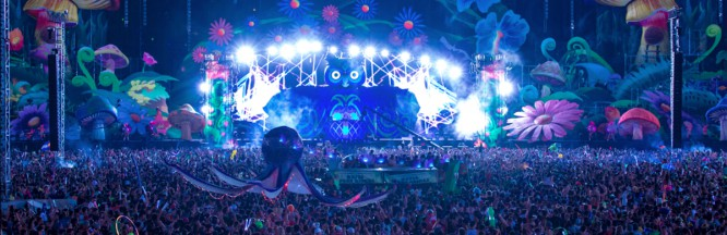Insomniac Presents 'EDC Curated': A Special Online Experience