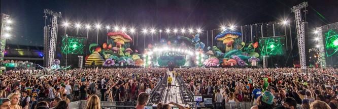 The Massive Statistics Behind Electric Daisy Carnival Las Vegas