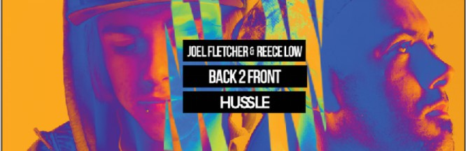 'Back 2 Front' Premiere And Interview With Joel Fletcher & Reece Low
