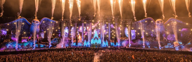 Snapchat's 'Our EDC Story' Proves To Be A Hit At EDC Las Vegas