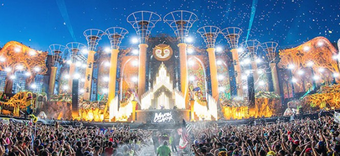 Electric Daisy Carnival's Enormous Economic Impact On Las Vegas In 2014