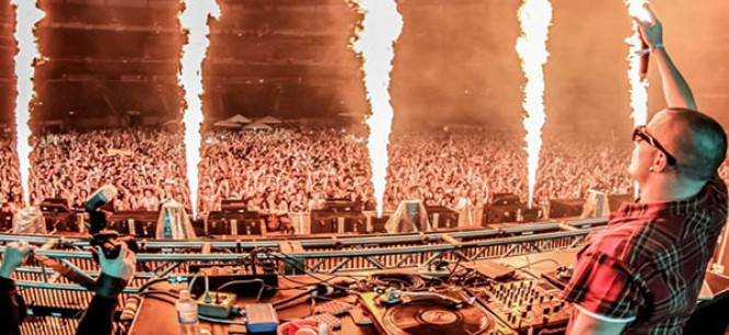 DJ Snake Releases Explosive Aftermovie Of The Skrillex Mothership Tour