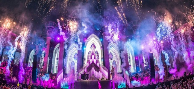 EDC Las Vegas Might Expand To 2 Weekends