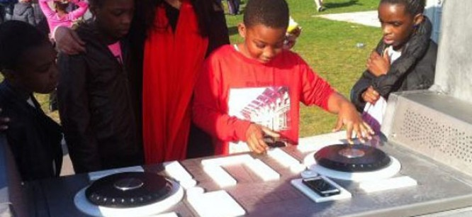 Dutch Company Creates Solar-Powered DJ Booth For Public Parks