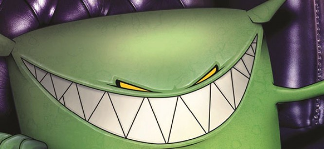Sink Your Teeth into 'Feed Me's Psychedelic Journey'