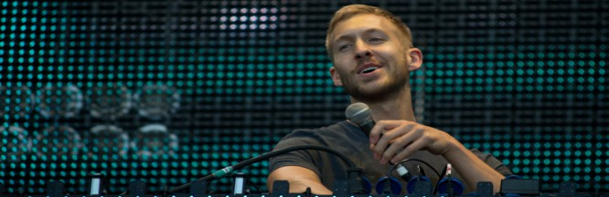 Will Smith Joins Calvin Harris On Stage At T In The Park