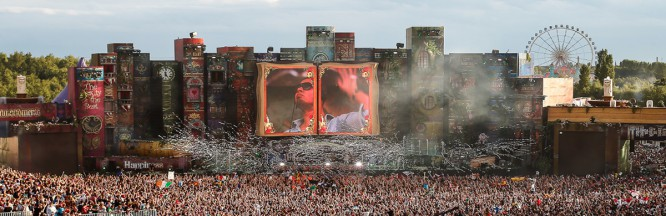 Tomorrowland 2014 Announces Two-Weekend Live Stream