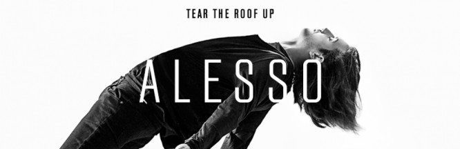 Alesso Returns With New Single 'Tear The Roof Up'