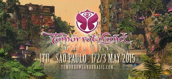 Tomorrowland Officially Announces Its Expansion To Brazil