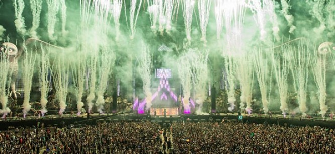 It's A Music Festival, Not A Rave: A Look At The Differing Values Of HARD & Insomniac