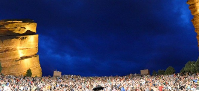 5 Reasons To Attend HARD Red Rocks