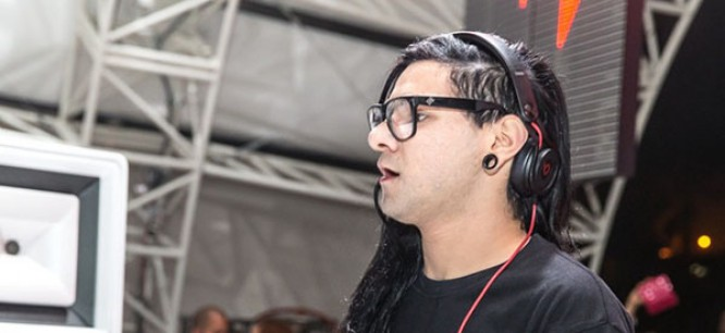 Skrillex Teaches Legendary Director Ron Howard How To DJ In 'Made In America' Documentary