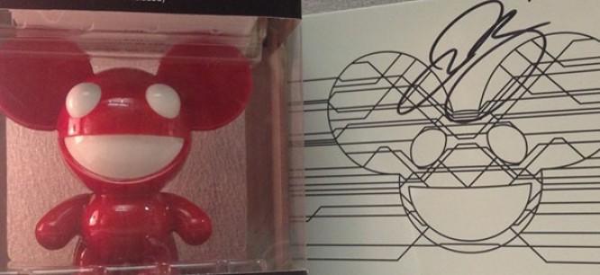 Win A Signed Copy Of Deadmau5's New Album & A Mini Deadmau5 Speaker [Giveaway]
