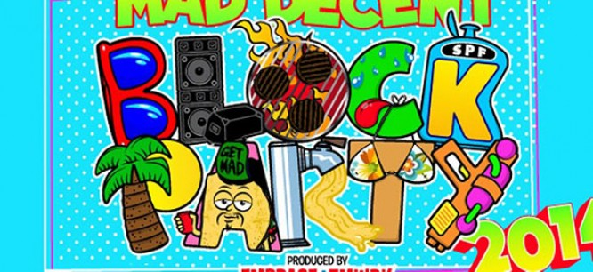 Mad Decent Block Party Is Right Around The Corner