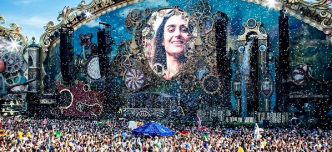 Watch The First Day Of Tomorrowland's Weekend 2 Live Stream