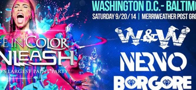 Life In Color Announces Lineup for Baltimore/Washington DC